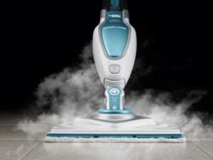 Nettoyer vos sols et murs au balai vapeur